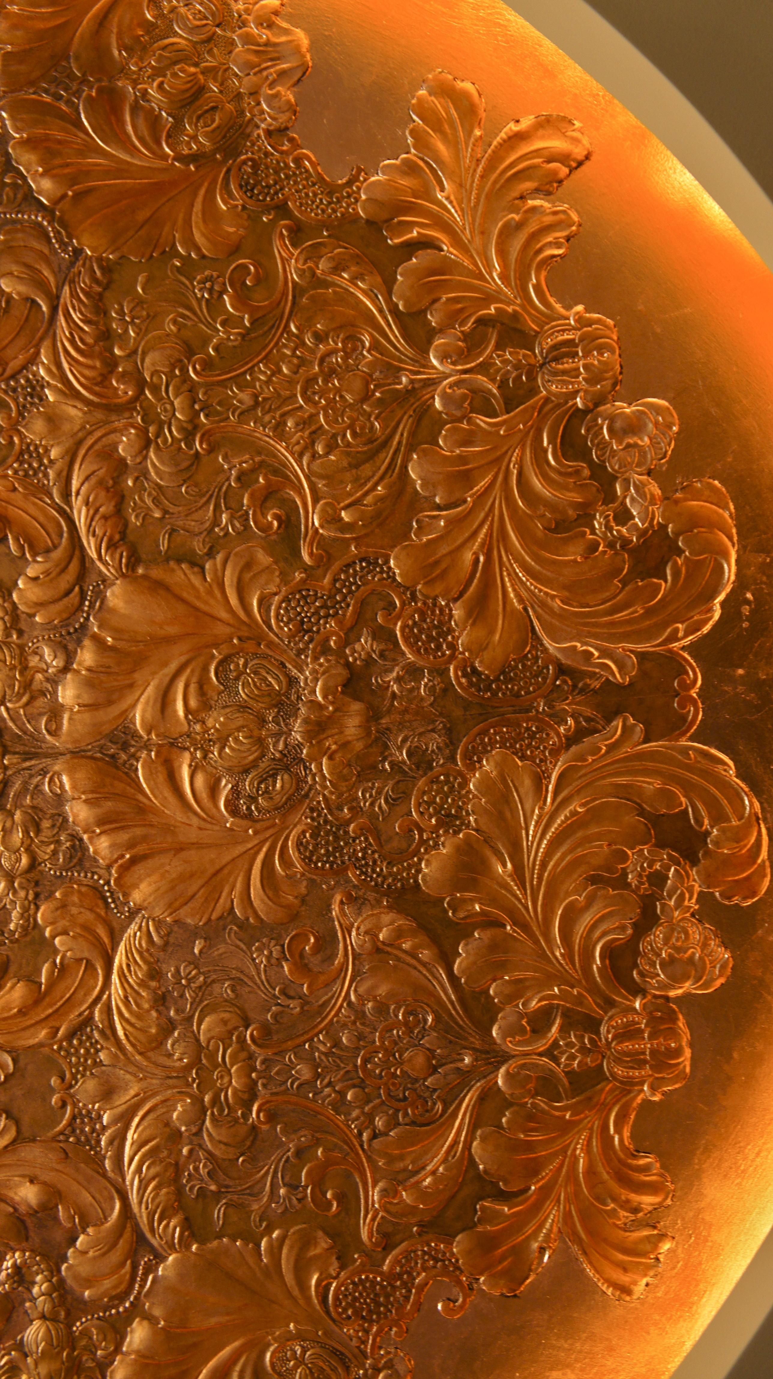 Gold and Silver Leaf | Sarah Ashford Studio